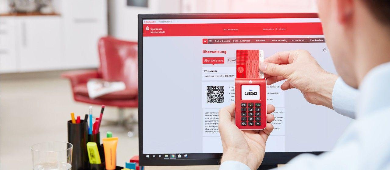 Online Banking Mit Chiptan Kreissparkasse Ostalb